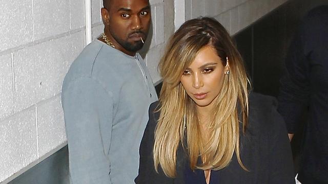 Kind Kanye West plaste op rapper tijdens fotoshoot