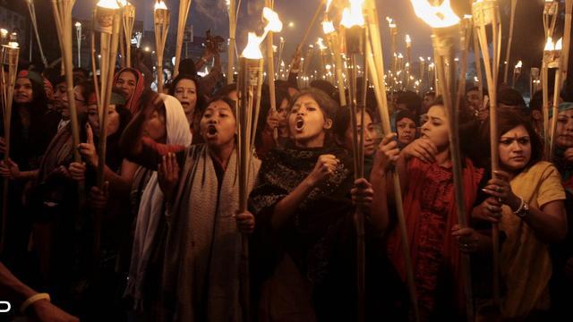 Doden door rellen in Bangladesh na executie moslimleider