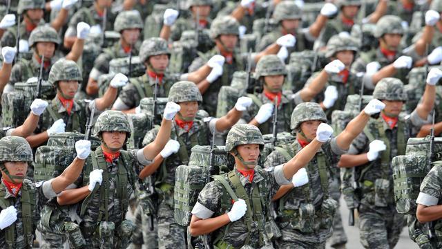 Zuid-Korea waarschuwt voor provocatie noorden