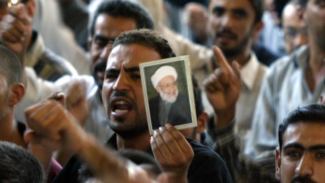 Sjiitische geestelijke steunt strijd in Syrië