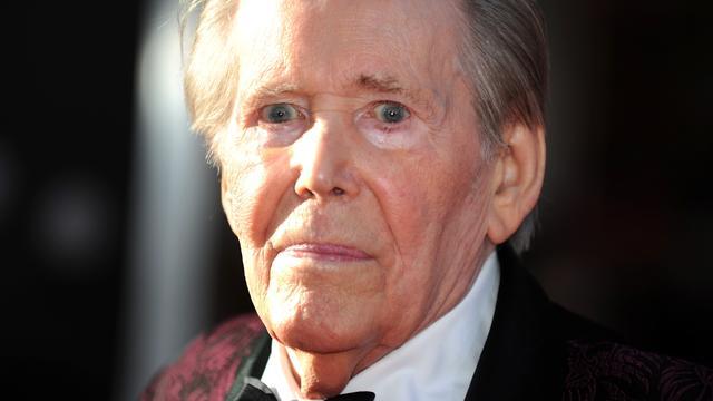 Acteur Peter O'Toole (81) overleden