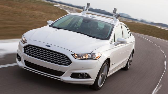 'Google werkt met Ford aan zelfrijdende auto'