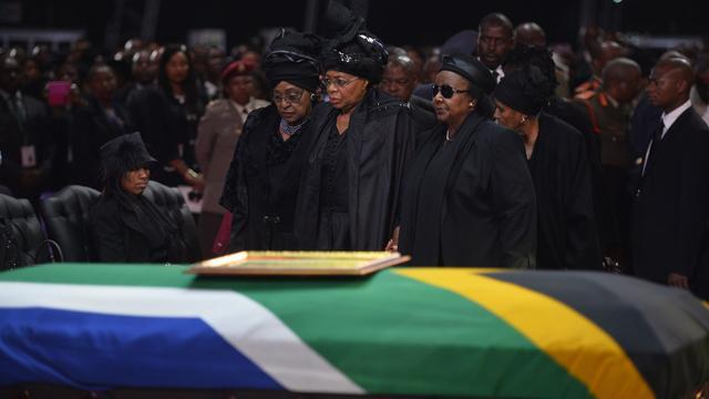 Livestream uitvaart Nelson Mandela (gesloten)