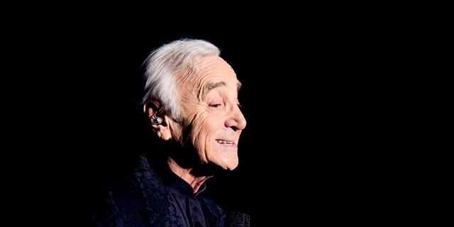 Charles Aznavour maakte valse start in HMH