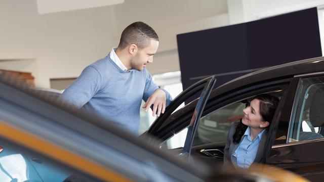 Stijging autoverkopen in februari