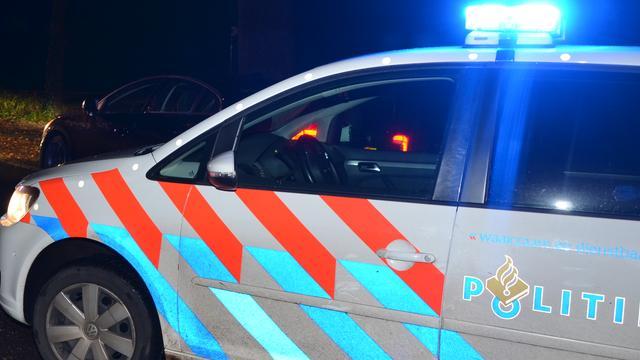 Deel snelweg A9 dicht door ongeval