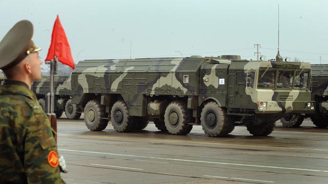 Polen maken zich zorgen over Russische raketten