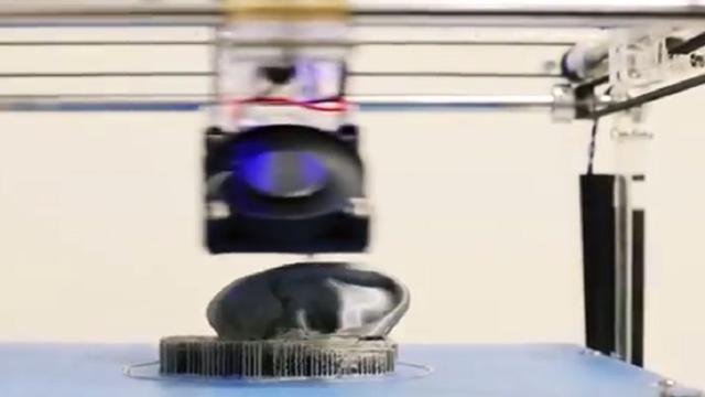 VUMC gaat 3d-printer gebruiken bij verminkte brandwondpatiënten