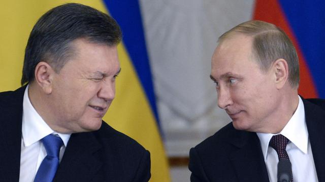Rusland en Oekraïne tekenen reeks akkoorden