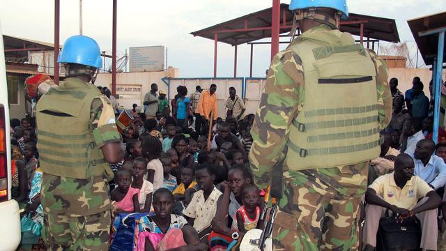 VN-chef vraagt meer troepen voor Zuid-Sudan
