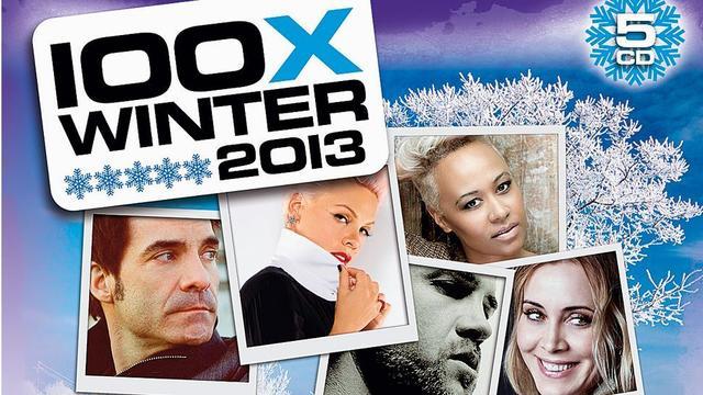 Various Artists - 100x Winter 2013