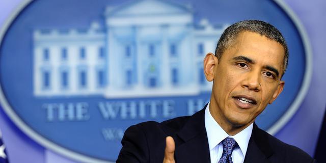 Barack Obama brengt bezoek aan paus Franciscus