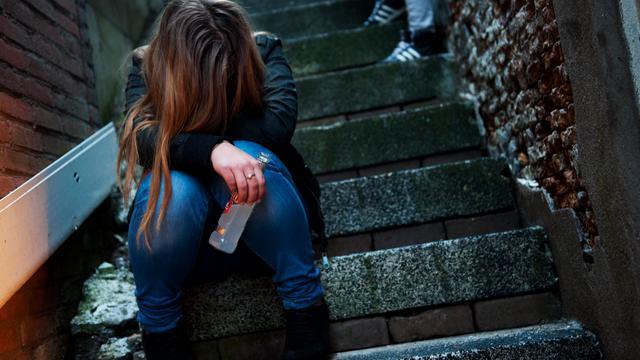 Weinig boetes voor minderjarige drinkers