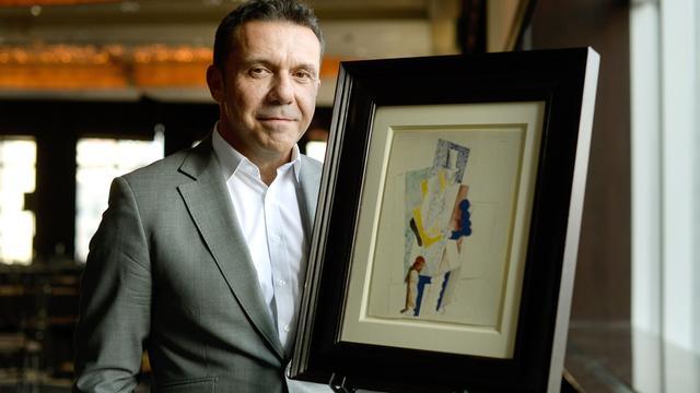 Amerikaan betaalt honderd dollar en wint echte Picasso