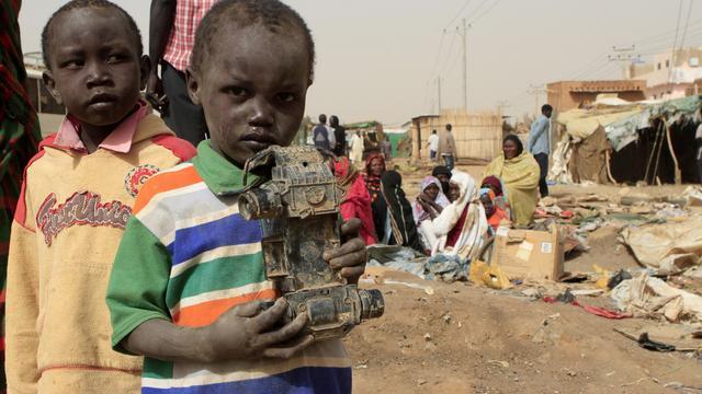 Achtergrond: In Zuid-Sudan is altijd verdeeldheid