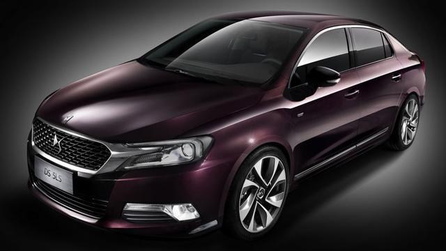 Citroën DS 5LS officieel onthuld