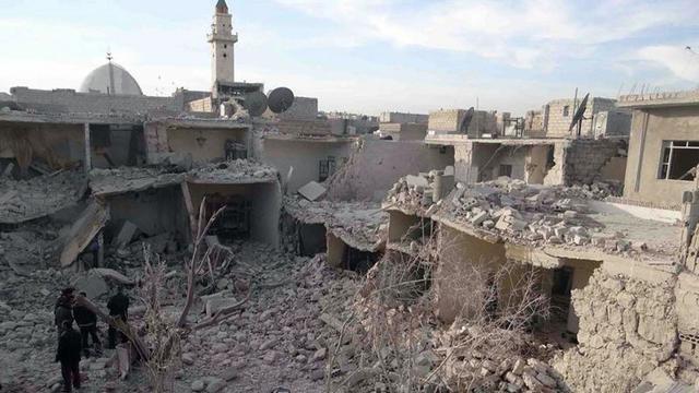 Rusland blokkeert Syrië-resolutie bij VN