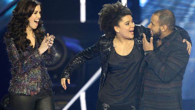 Fors minder kijkers finale The Voice of Holland