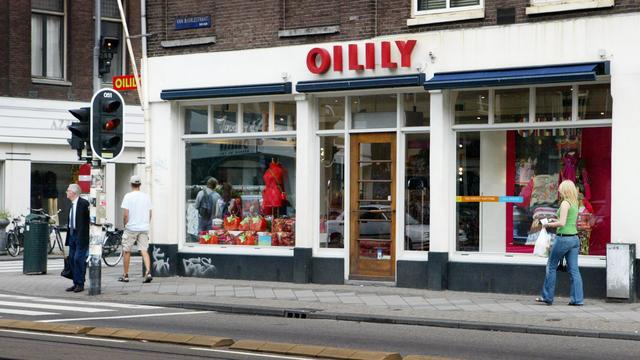 Oprichtster Oilily overleden
