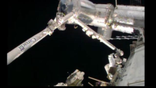 Ruimtewandeling reparatie ISS uitgesteld
