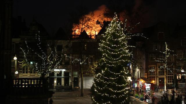 Gedupeerden brand Deventer nog niet terug naar huis