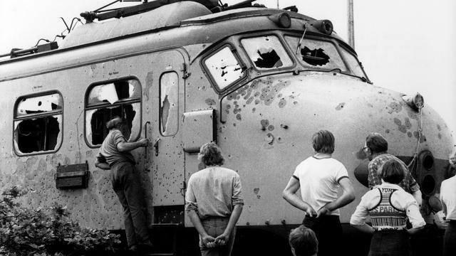 'FBI dacht dat treinkapers De Punt bewust werden gedood'