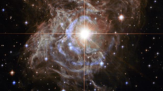 'Mislukte ster' met rode atmosfeer ontdekt