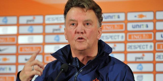 Oranje oefent ter voorbereiding op WK tegen Ecuador