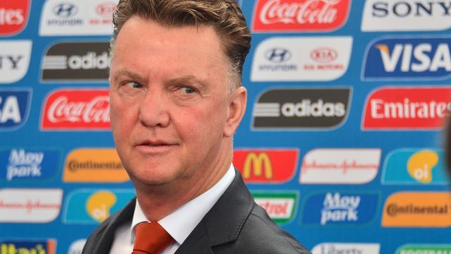 Van Gaal wil Oranje niet combineren met Spurs