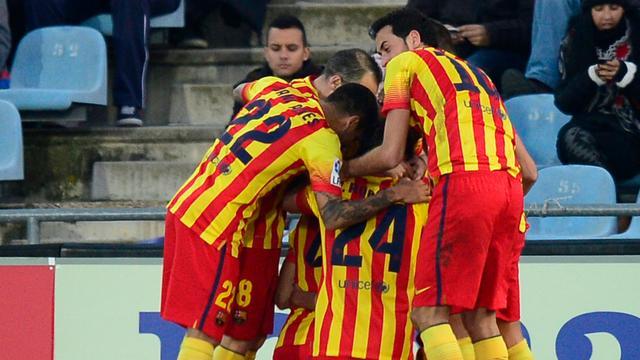 LIVEBLOG: FC Barcelona neemt afstand van Getafe (gesloten)