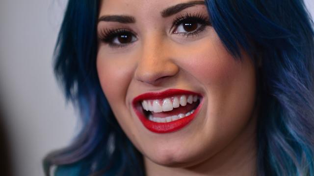 Demi Lovato boos om 'trieste' kotsact Lady Gaga
