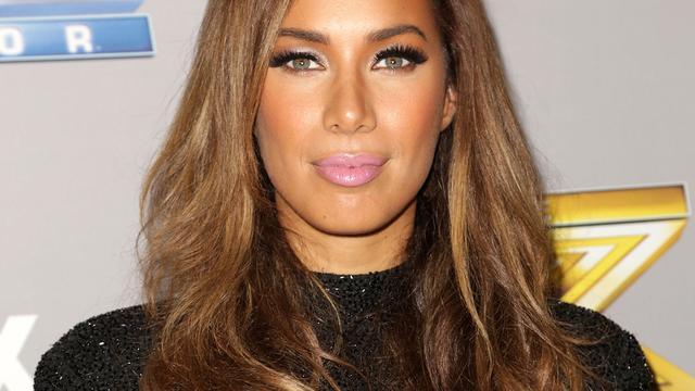 Leona Lewis tevreden over breuk met Simon Cowell