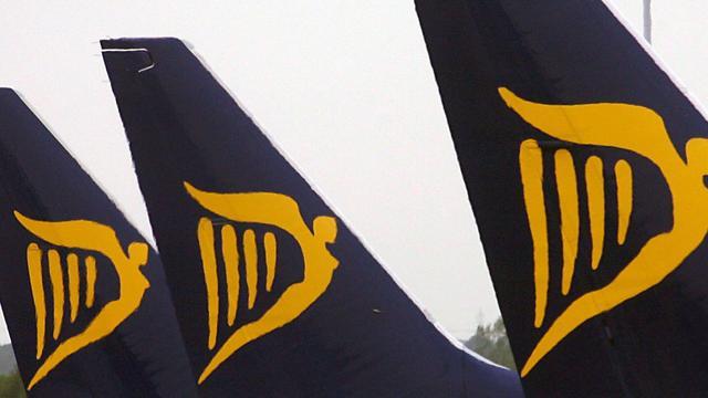 Ruzie op vlucht Ryanair om crackers met kaas