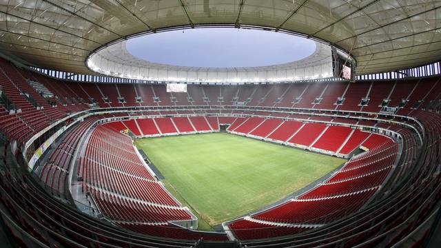 Opnieuw problemen met WK-stadion in Brazilië