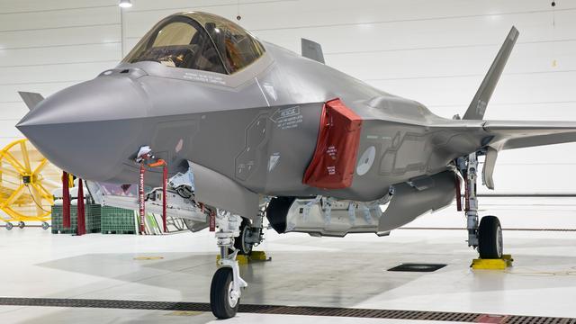 Meer winst Lockheed Martin op lagere omzet