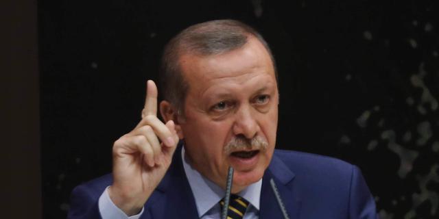 'Erdogan presidentskandidaat in Turkije'