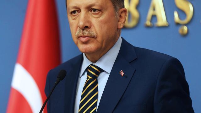 Turkije verbiedt media-aandacht Turken Irak