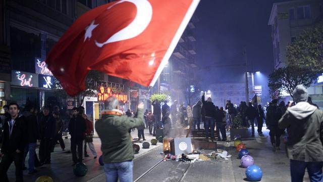 Leger Turkije wil zich niet mengen in schandaal