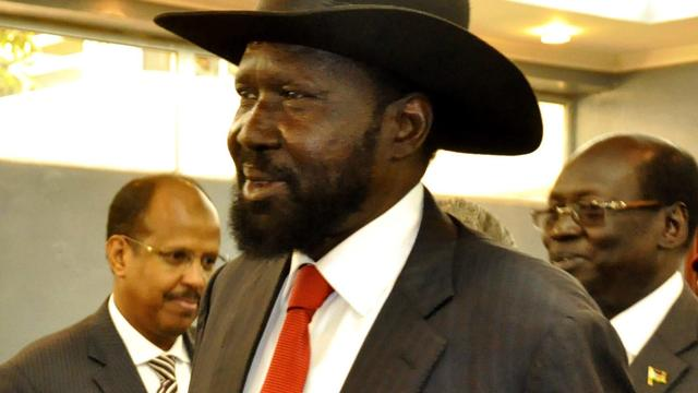 President Zuid-Sudan roept op tot eind geweld