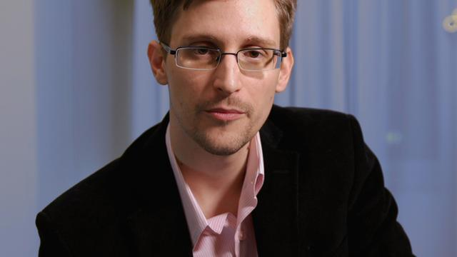 Snowden waarschuwt voor het verlies aan privacy