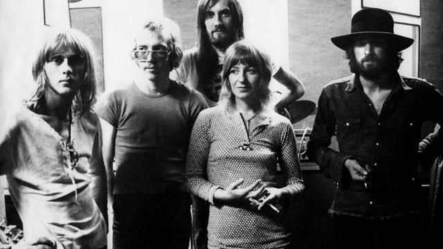 Fleetwood Mac volgend jaar niet op Glastonbury
