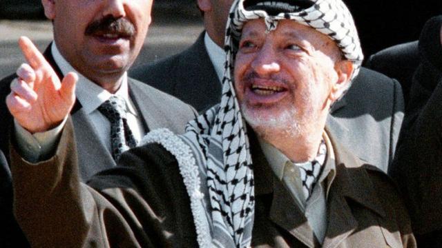 'Palestijnse leider Yasser Arafat stierf natuurlijke dood'