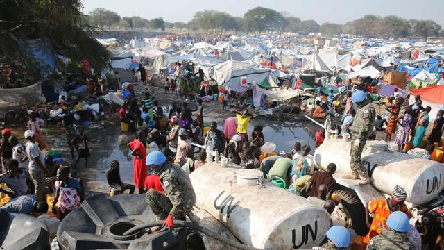Felle strijd om Bor in Zuid-Sudan