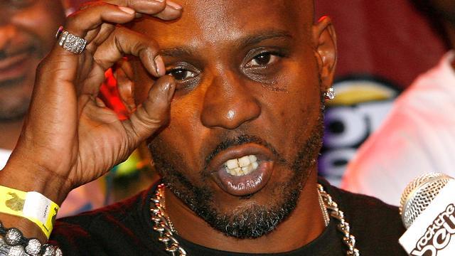 Rapper DMX in hechtenis genomen na positieve uitslag drugstest