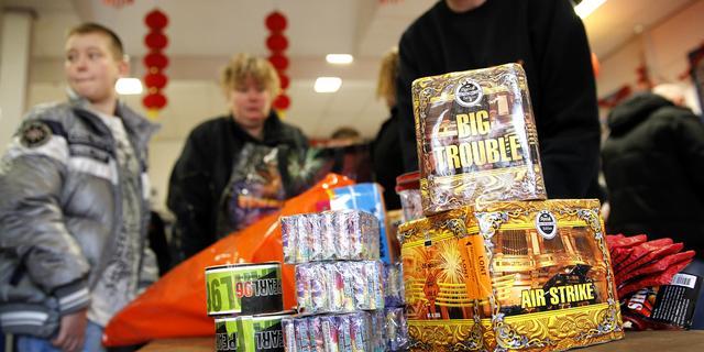 'Meerderheid wil vuurwerkverbod particulieren'