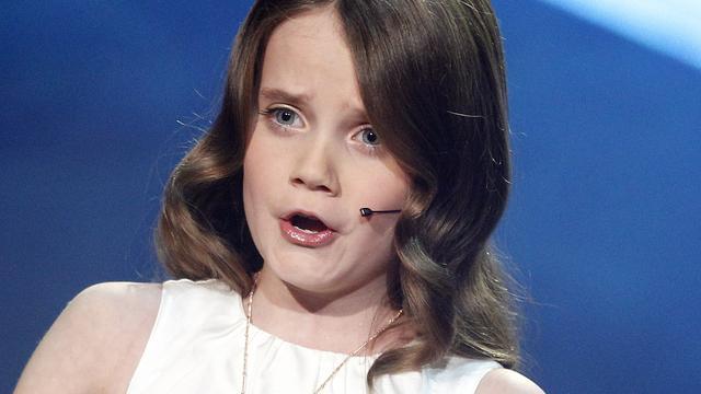 Amira Willighagen jongste artiest met nummer 1-album