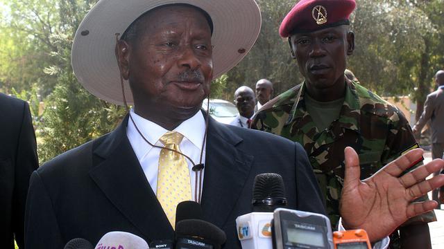 Uganda stelt rebellen Zuid-Sudan ultimatum