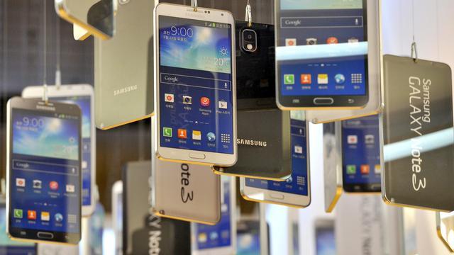 'Samsung en LG willen supersterk saffier voor smartphoneschermen'