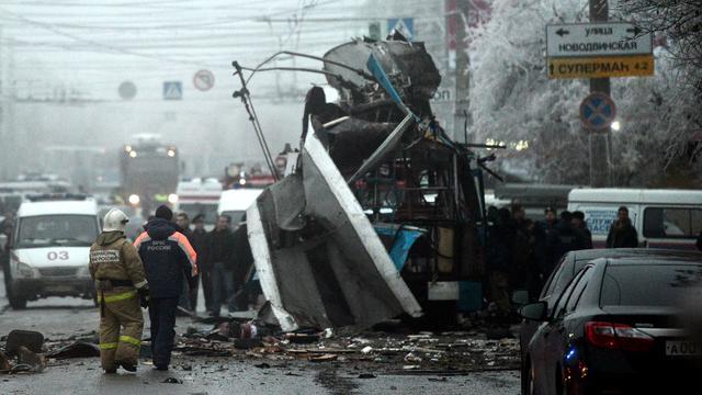 Honderden arrestaties na aanslagen Volgograd