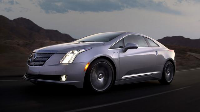 Cadillac introduceert ELR